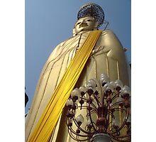 Buddha Statue, Bangkok - Thailand Photographic Print