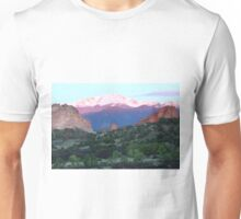 A Pikes Peak Sunrise Unisex T-Shirt