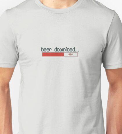 beer download.... Unisex T-Shirt