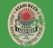 japanese beer by redboy