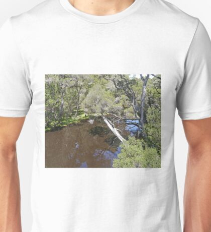 Welcome Inlet, Tasmania Unisex T-Shirt