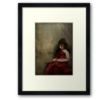The Simplest True Things Framed Print