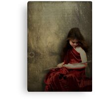 The Simplest True Things Canvas Print