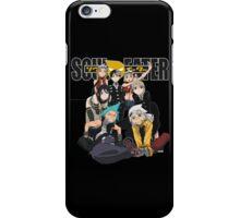 Soul Eater Crew iPhone Case/Skin