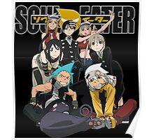 Soul Eater Crew Poster
