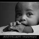 ...Into the light  by Lebogang Manganye