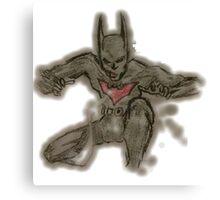 batman beyond Canvas Print