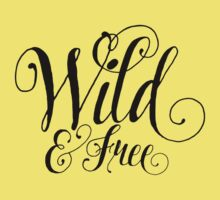 Wild & Free One Piece - Short Sleeve