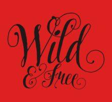 Wild & Free One Piece - Long Sleeve
