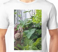 Large Leaf Ligularia And Ferns  Unisex T-Shirt