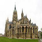 Cathédrale Notre-Dame de Bayeux by Hans Kool