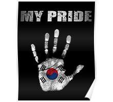 My Pride South Korea Poster