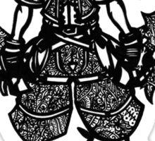 Kingdom Hearts Doodle Sticker