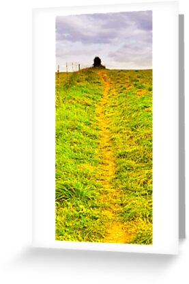 Footpath to the sky by GraceEloise