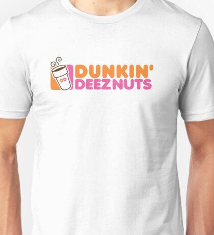 Dunkin Deeznuts Unisex T-Shirt