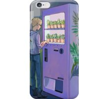vending machine iPhone Case/Skin