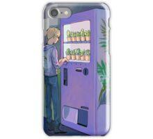 vending machine iPhone Case/Skin
