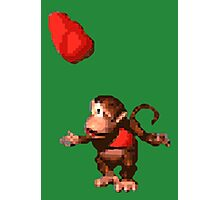Donkey Kong Country  - Wink Photographic Print