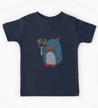 Party Penguin Kids Tee