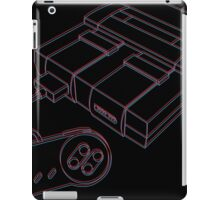3D Super Nintendo iPad Case/Skin