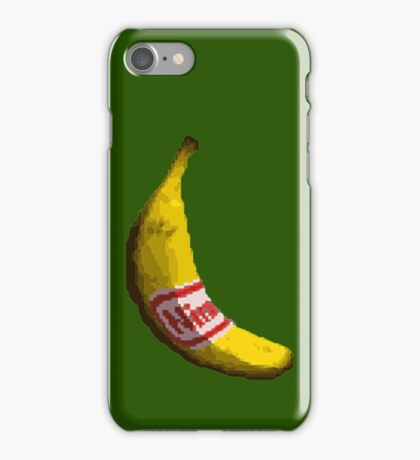 Donkey Kong Country - Nintendo Banana iPhone Case/Skin