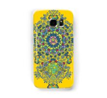 Yellow Porcelain Samsung Galaxy Case/Skin