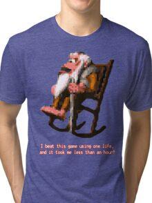 Donkey Kong Country - Cranky Kong Tri-blend T-Shirt