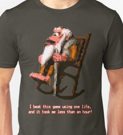 Donkey Kong Country - Cranky Kong Unisex T-Shirt