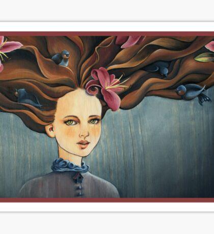 Lucinda Sticker