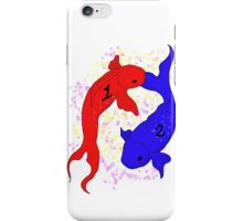 One Fish, Two Fish iPhone Case/Skin