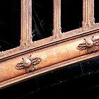 Details on Seine Bridge by nadinecreates