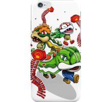 Mushroom Kingdom New Years Lion Dance iPhone Case/Skin