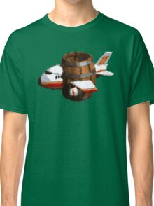 Donkey Kong Country - Funky's Flights Classic T-Shirt