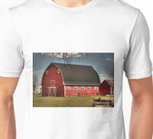 Old Red on the Prairies Unisex T-Shirt