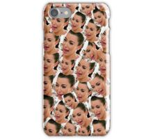 Kim Kardashian 2  iPhone Case/Skin