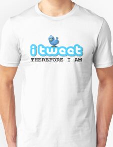 PERSONALISED Twitter T-Shirt