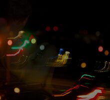 moving through lights by donnaalee