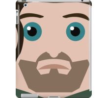 Aragorn Square iPad Case/Skin