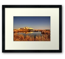Canadian (DUC) Headquarters Framed Print