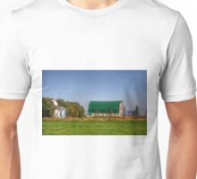 Ye Old Green Barn Unisex T-Shirt