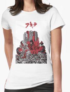Akira - Kaneda Womens Fitted T-Shirt