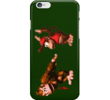 Donkey Kong Country - 5 Low iPhone Case/Skin