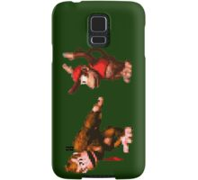 Donkey Kong Country - 5 Low Samsung Galaxy Case/Skin