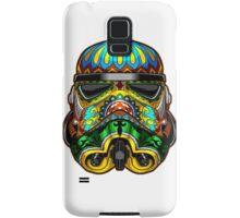 Stormtrooper Sugar Skull Samsung Galaxy Case/Skin