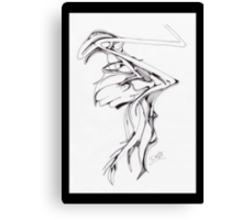 ZAPPER Canvas Print
