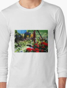 Country Garden Long Sleeve T-Shirt