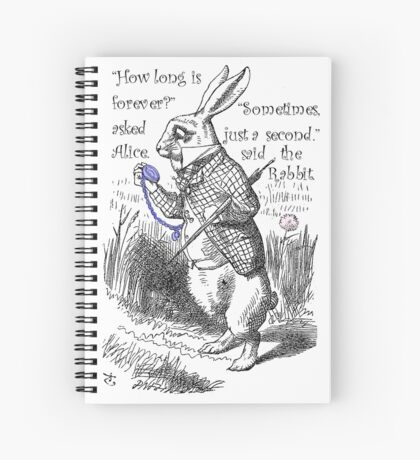 How Long Is Forever? Spiral Notebook