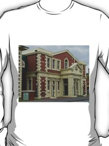Surpeme Court Building, Launceston, Tasmania, Australia T-Shirt
