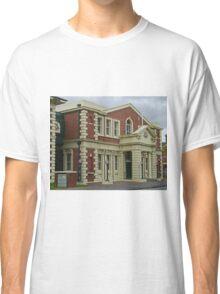Surpeme Court Building, Launceston, Tasmania, Australia Classic T-Shirt
