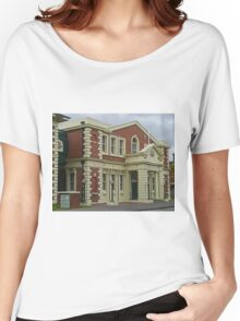 Surpeme Court Building, Launceston, Tasmania, Australia Women's Relaxed Fit T-Shirt